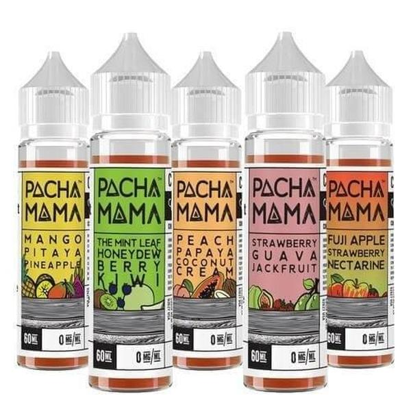 Pacha Mama-E-Liquid-The Vapor Supply