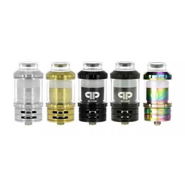 QP Fatality RTA-RDA-The Vapor Supply