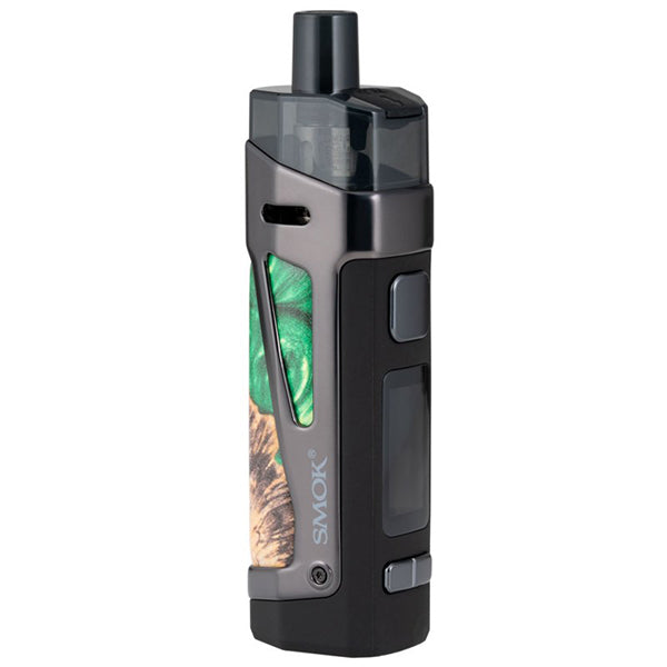 Smok SCAR P5 Pod Kit-Pod System-Smok-Green Stabilizing Wood-The Vapor Supply