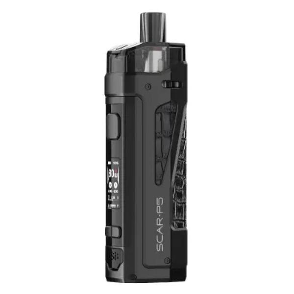 Smok SCAR P5 Pod Kit-Pod System-Black-The Vapor Supply