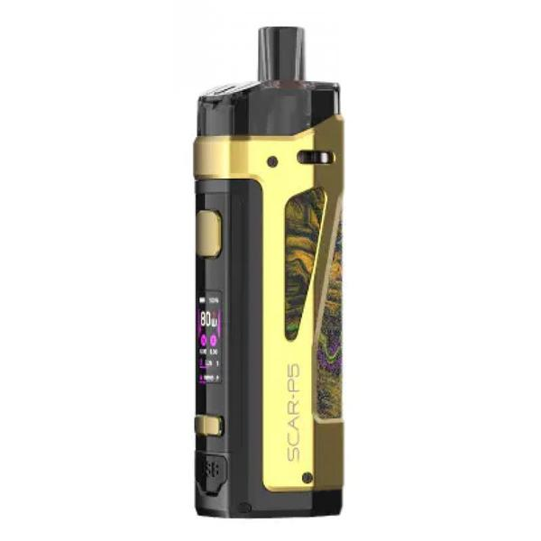 Smok SCAR P5 Pod Kit-Pod System-Fluid Gold-The Vapor Supply