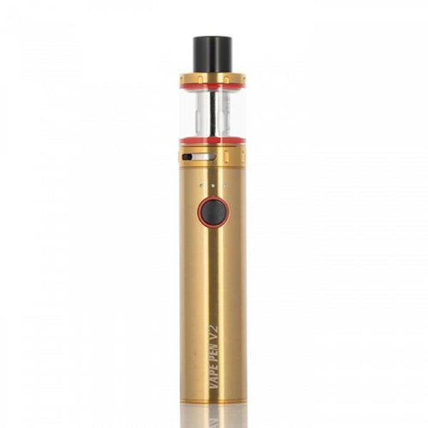 Smok Vape Pen v2 Kit-Mods-Smok-Gold-The Vapor Supply