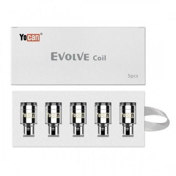 Yocan Evolve Coils-Coils-The Vapor Supply