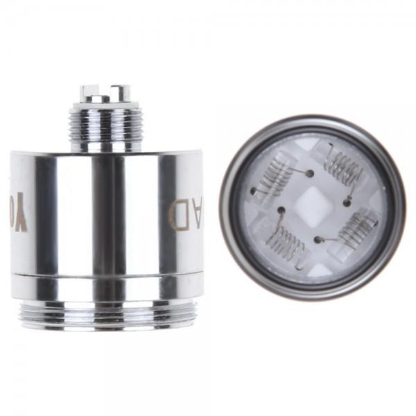 Yocan Evolve Plus XL Coils-Coils-Quad Quartz-The Vapor Supply