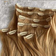 Load image into Gallery viewer, Clip In Hair Extensions - Afterpay - In Your Dreams Hair Extensions - Afterpay