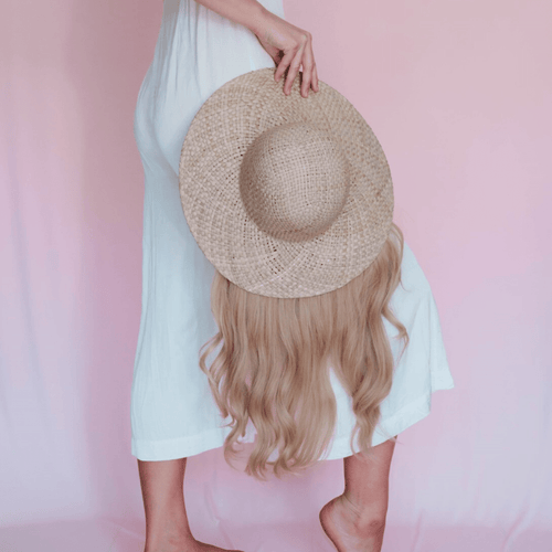 Hats with Hair - In Your Dreams Hair Extensions - Afterpay