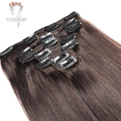 Luxurious clip in extensions - 20