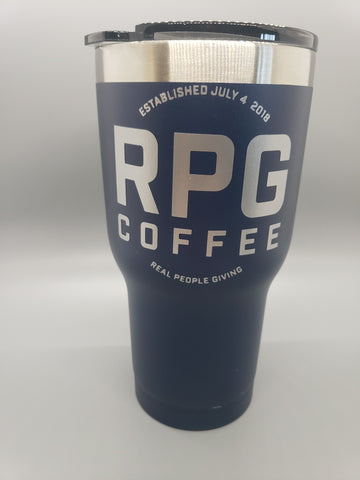 RPG Coffee 20 oz Tumbler RPG Coffee, LLC