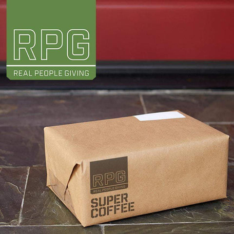 RPG Coffee Club (Five Boxes of 32 Servings Per Month) RPG Coffee Club RPG Coffee, LLC