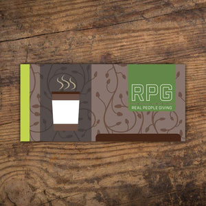 RPG E-Gift Card Gift Card RPG Coffee, LLC