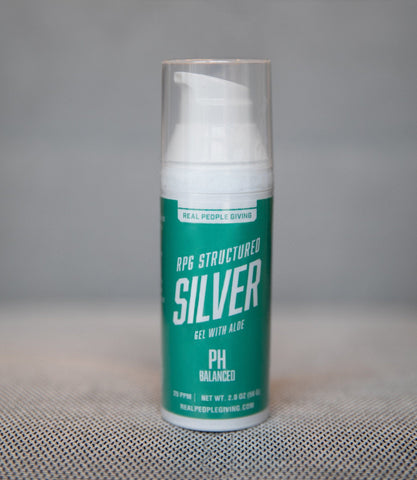RPG Structured Silver Gel TEST Silver RPG Coffee, LLC