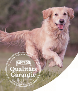 Download our dog food brochure