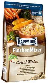 Dog Food Flakes - Flocken Mixer Cereal Flakes