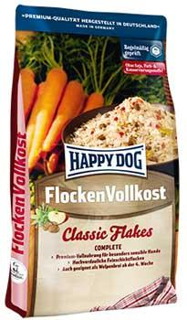 Dog Food Flakes - Flocken Vollkost Classic Flakes