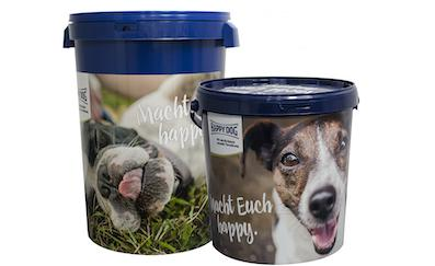 Dog Food Storage Bins
