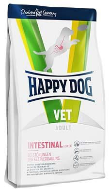 Intestinal dry dog food