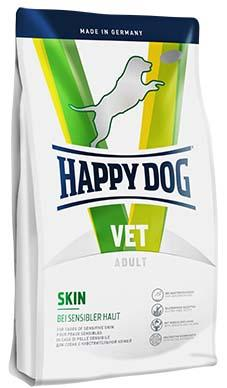 Vet  dry dog food for skin