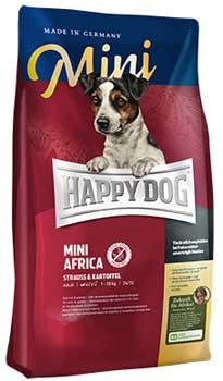 Small Breed Dog Food - Mini Africa