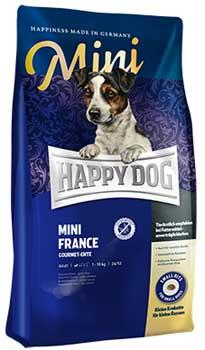 Small Breed Dog Food - Mini France