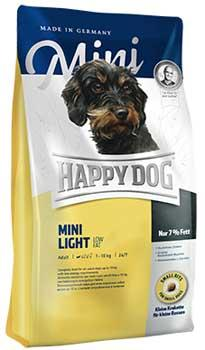 Small Breed diet Dog Food - Mini Light