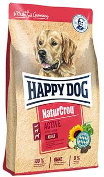 Natural Dog Food - NaturCroq Active