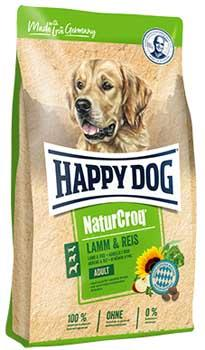 Natural Dog Food - NaturCroq Lamb & Rice