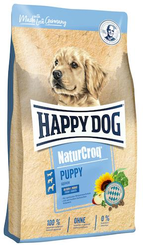 Natural Dog Food - NaturCroq Puppies