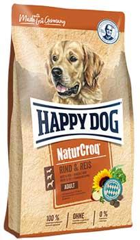 Natural Dog Food - NaturCroq Beef & Rice