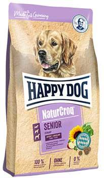 Natural Dog Food - NaturCroq Senior