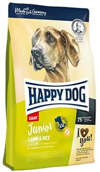 Puppy Food - Junior Giant Lamb & Rice