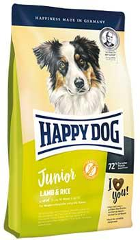Puppy Food - Junior Lamb & Rice