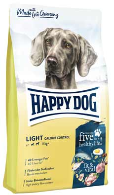 Healthy Dog Food - Light Calorie Control