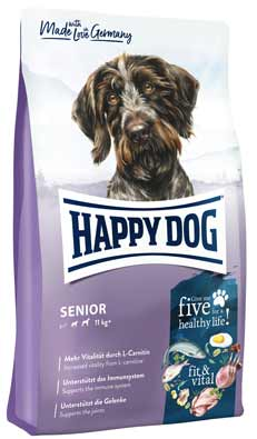 Healthy Dog Food - Senior