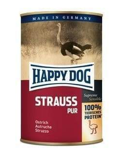 Wet Dog Food - Pure Ostrich