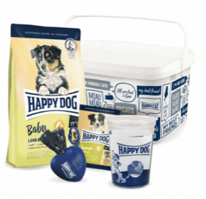 Baby Lamb & Rice puppy pack