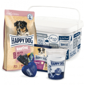 Puppy Pack - Nature Welpen