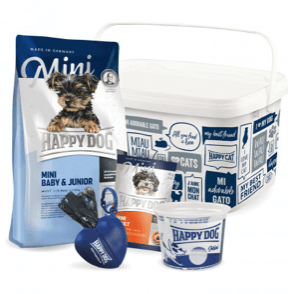 Mini Baby & Junior Puppy Pack