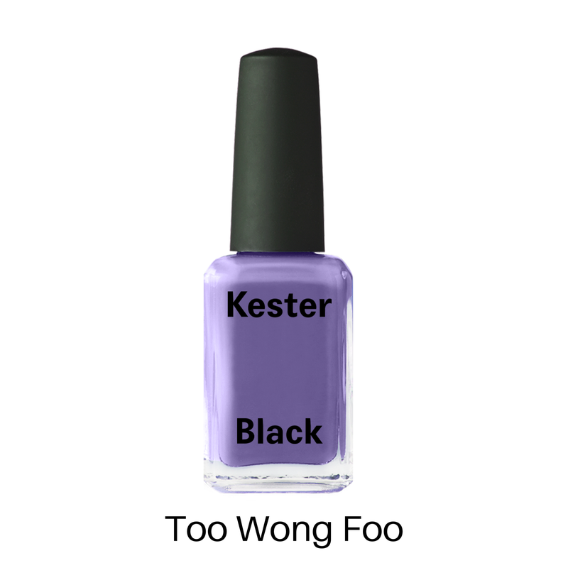 kester black nailpolish