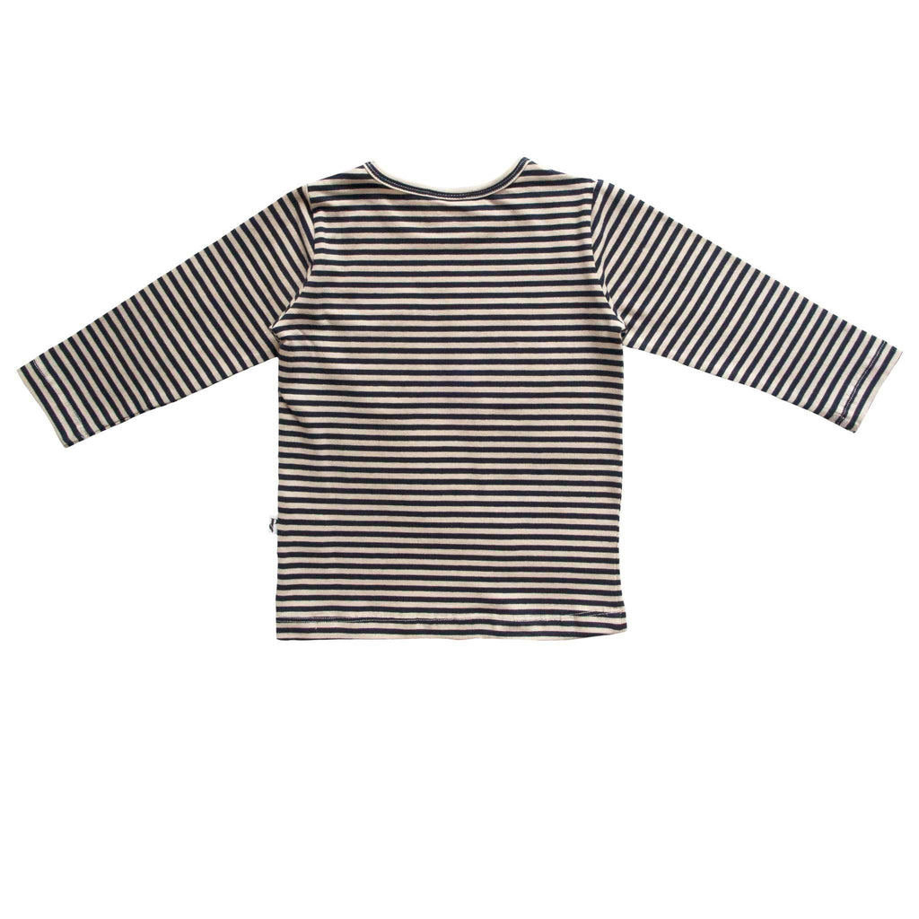 phoenix & the fox baltimore tee - night stripe