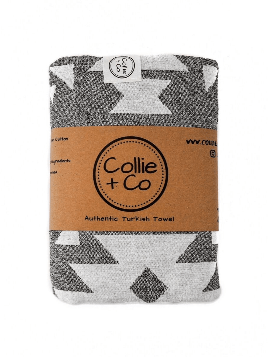 COLLIE AND CO TURKISH TOWEL, BEACH TOWEL, SUMMER TOWEL, SAND-FREE TOWEL, QUICK DRY TOWEL, SUPER ABSORBENT TOWEL, PORTABLE TOWEL, TRAVEL TOWEL, ADVENTURE TOWEL, YOGA TOWEL, GYM TOWEL, ALL NATURAL TOWEL, 100% COTTON TOWEL, UNIQUE DESIGNER TOWEL, PATTERNED TOWEL, TURKISH TOWEL.