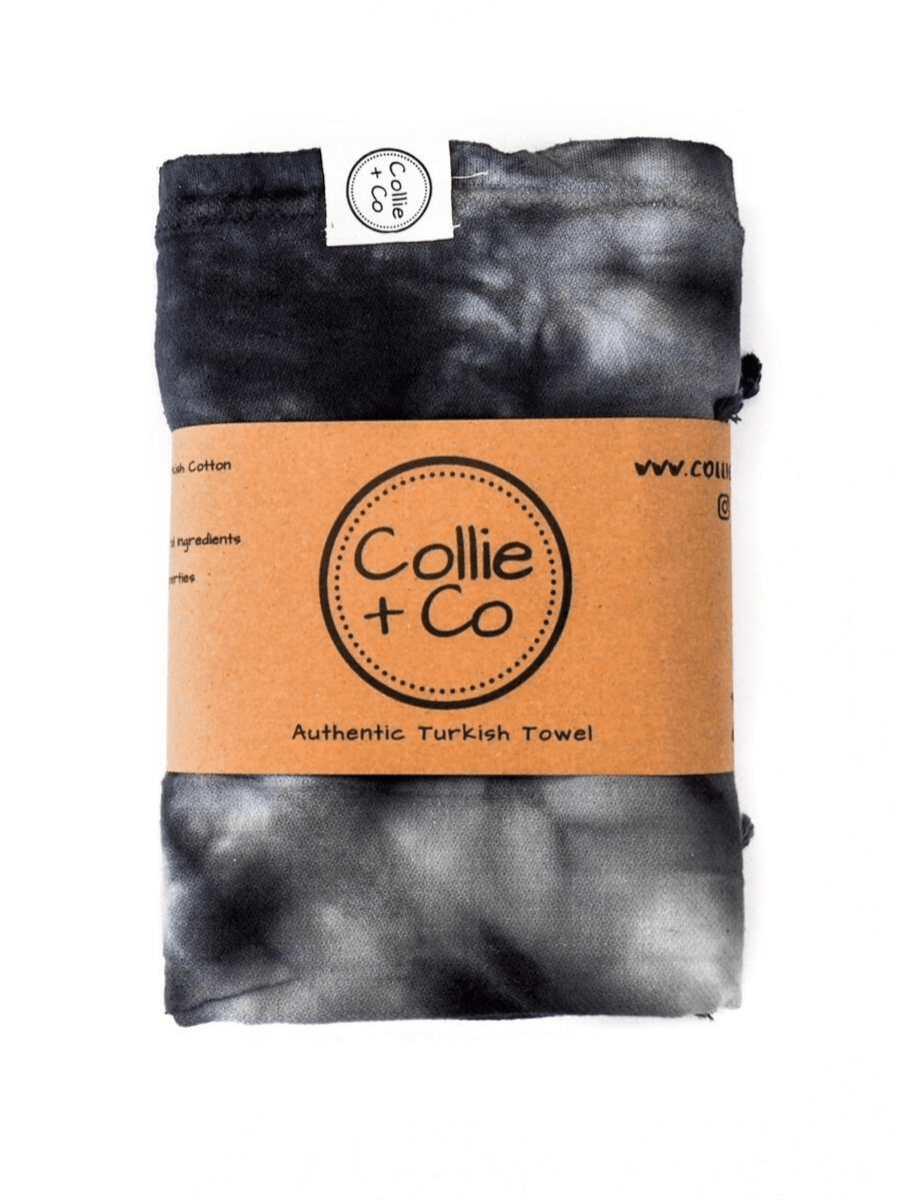 COLLIE AND CO TURKISH TOWEL, BEACH TOWEL, SUMMER TOWEL, SAND-FREE TOWEL, QUICK DRY TOWEL, SUPER ABSORBENT TOWEL, PORTABLE TOWEL, TRAVEL TOWEL, ADVENTURE TOWEL, YOGA TOWEL, GYM TOWEL, ALL NATURAL TOWEL, 100% COTTON TOWEL, UNIQUE DESIGNER TOWEL, PATTERNED TOWEL, TIE DYE TOWEL, TURKISH TOWEL.