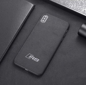 Luxury RS, S-line iPhone Case