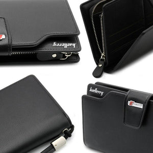S-line Genuine Leather Wallet