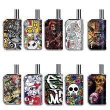 Load image into Gallery viewer, OILAX Cito Pro Battery Box Colors: Street Art, Devil's Night, Music Ghost, Hat Skull, Monkey Boy, White Skull, Memorial Day, Hallowed Time, Sea Horse