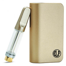 Load image into Gallery viewer, HoneyStick Elf Auto Draw Conceal Oil Vaporizer in Gold