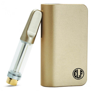 HoneyStick Elf Auto Draw Conceal Oil Vaporizer in Gold