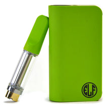 Load image into Gallery viewer, HoneyStick Elf Autodraw Vape Mod in Green