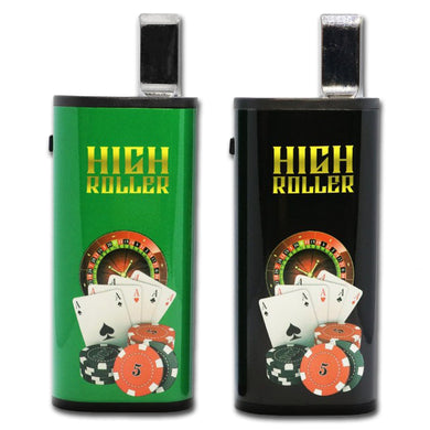 High Roller 3 In 1 Kit Colors: Green, Black