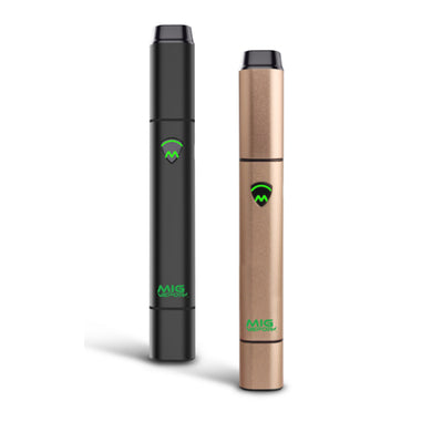 Sol Multi-Use Wax Vaporizer Color: Black, Rose Gold