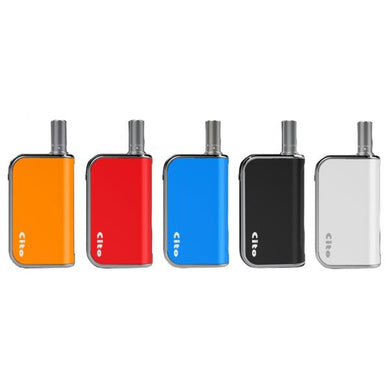 OILAX Cito Battery Box Colors: Orange, Red, Blue, Black, White